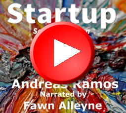 Startup by Andreas Ramos and narrated by Fawn Alleyne
