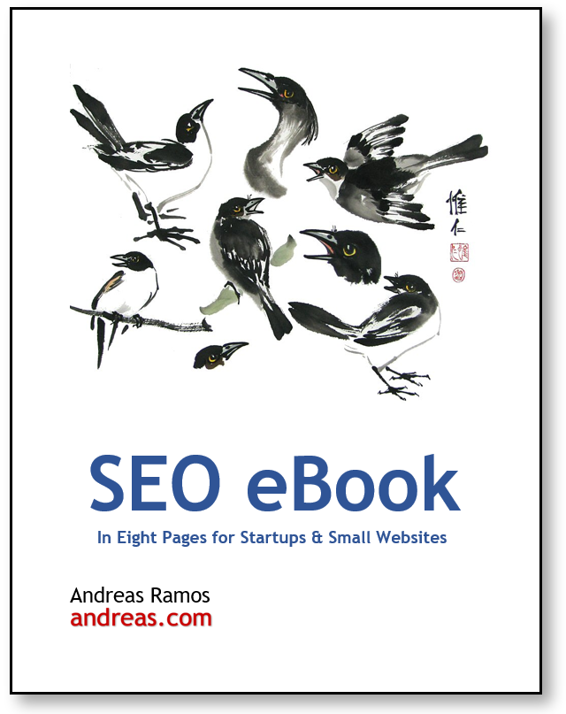 SEO with Eight Birds by Andreas Ramos