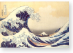 Hokusai and The Great Wave